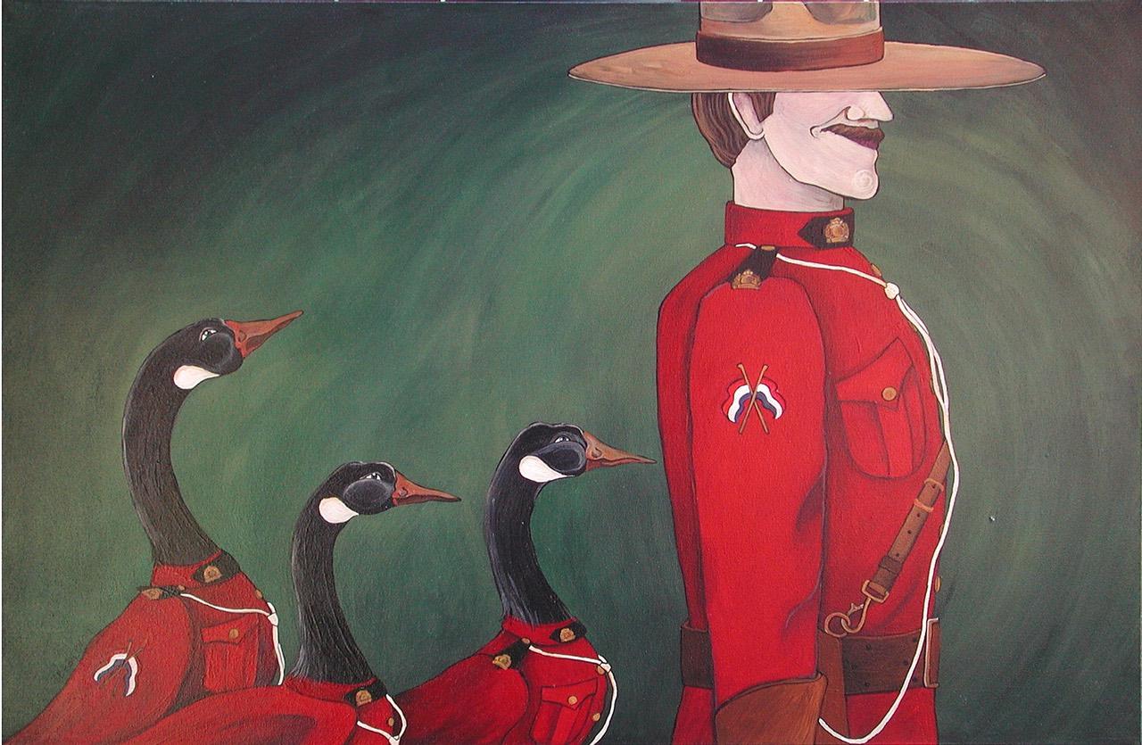 Canada Day J.E.Bailey
