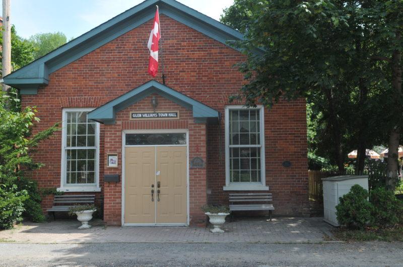 Town Hall Glen Williams