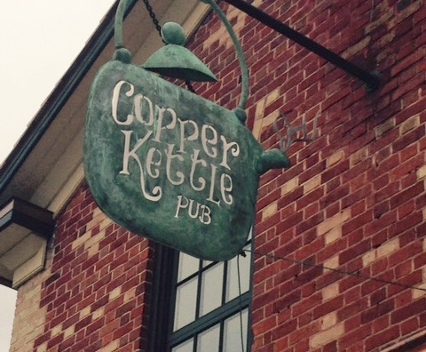 The Copper Kettle Pub