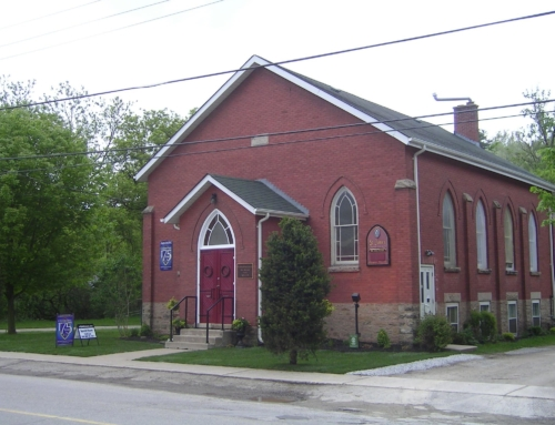 Summer Services at St. John's United in The Glen