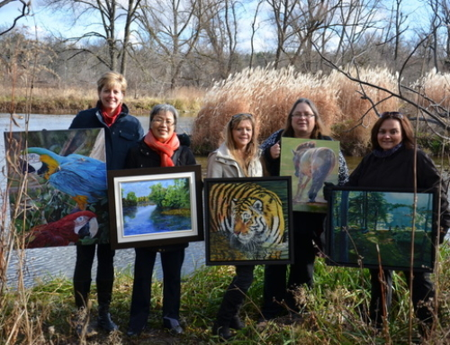 New at the Mill: Halton Hills Wildlife & Nature Artists