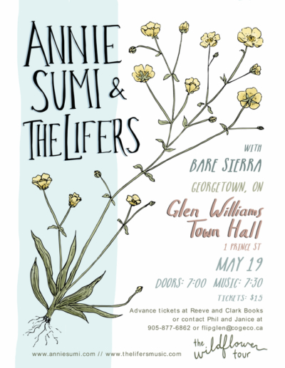 Annie Sumi & The Lifers