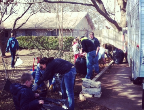Community Unity Yard Clean-Up May 6th