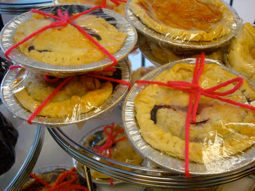 Pies and More Sale