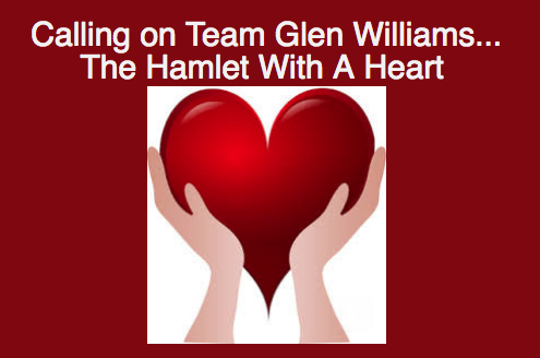 Team Glen Williams Georgetown Hospital Walk