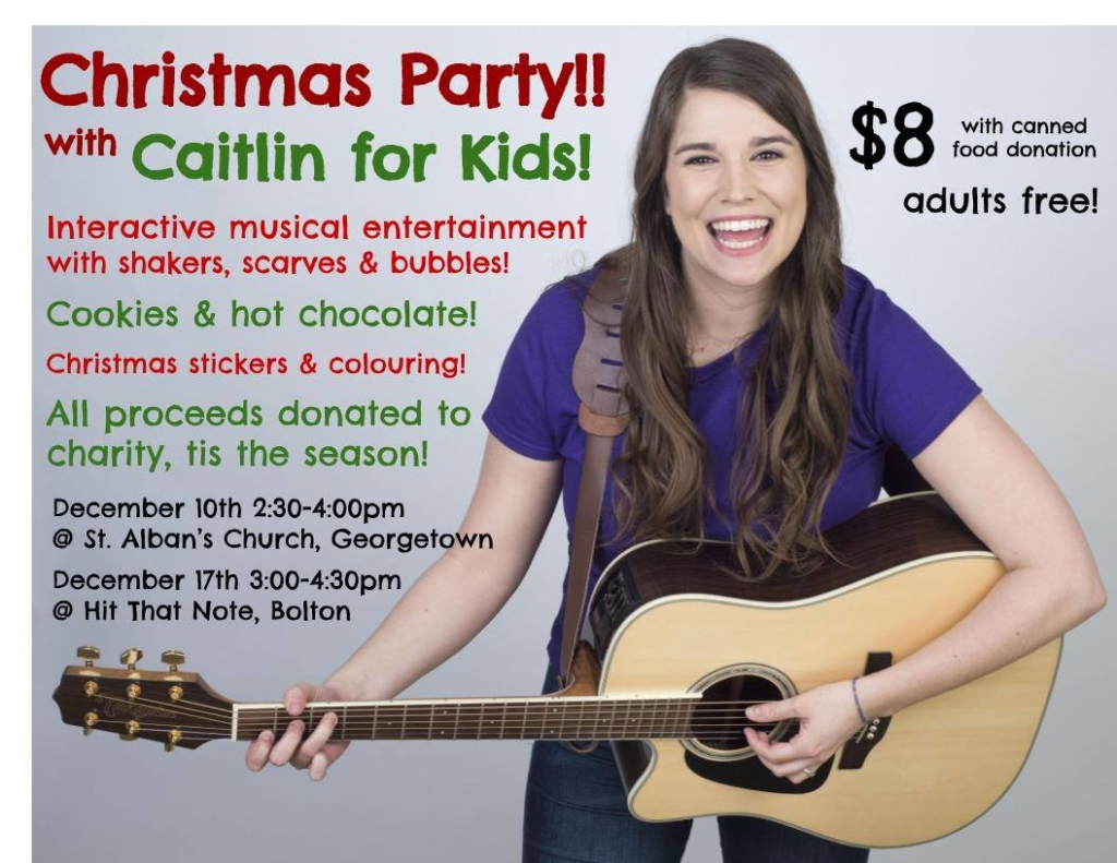 Caitlyn for Kids party