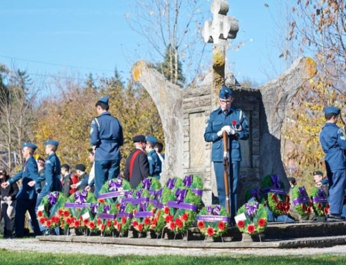 Remembrance Day in Glen Williams