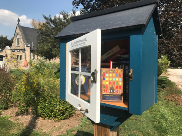 Little Library Glen Williams