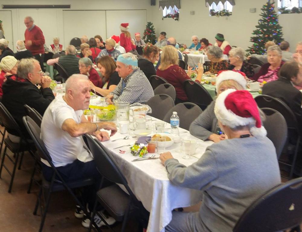 Community Christmas Dinner 2017