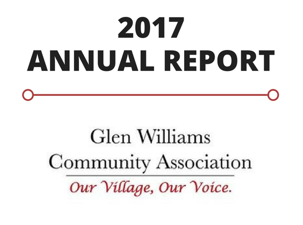 2017 GWCA Annual Report Hamlet of Glen Williams Residents Association