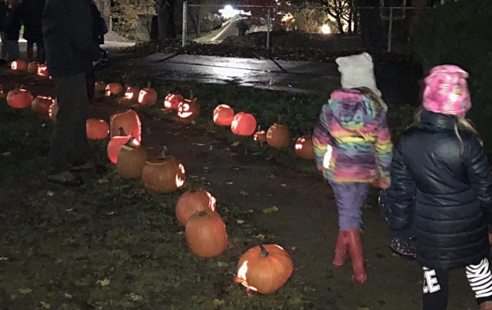 2018 GWCA Pumpkin Walk