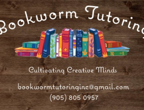 New! Bookworm Tutoring